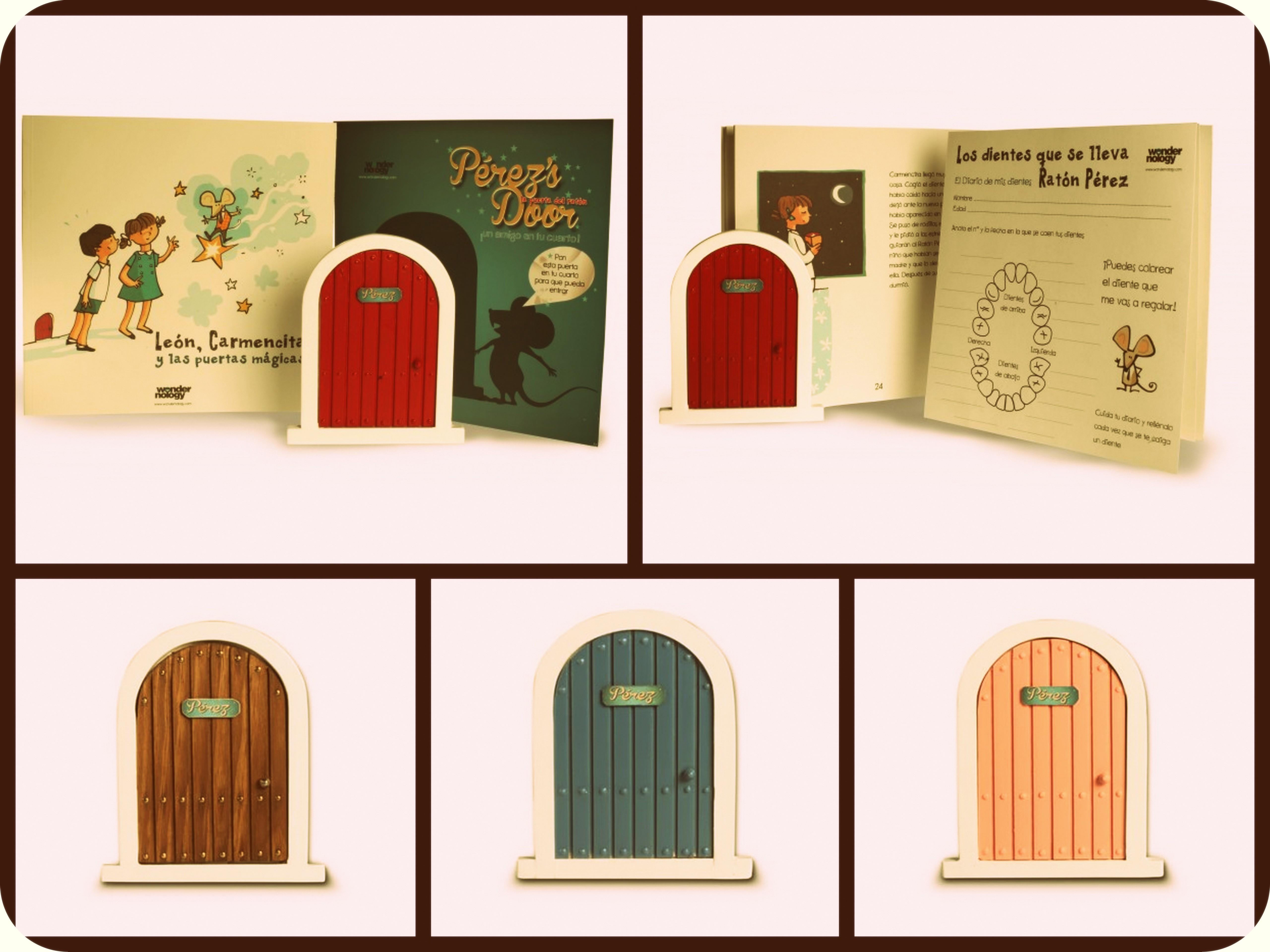 Perez s door hay una cosa que te quiero contar for Puerta ingles