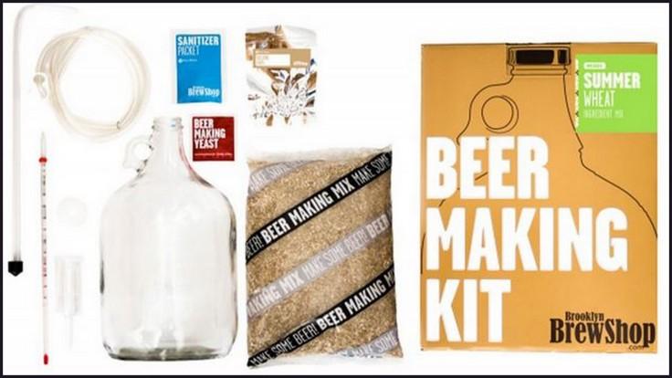 Kit de cerveza casera online
