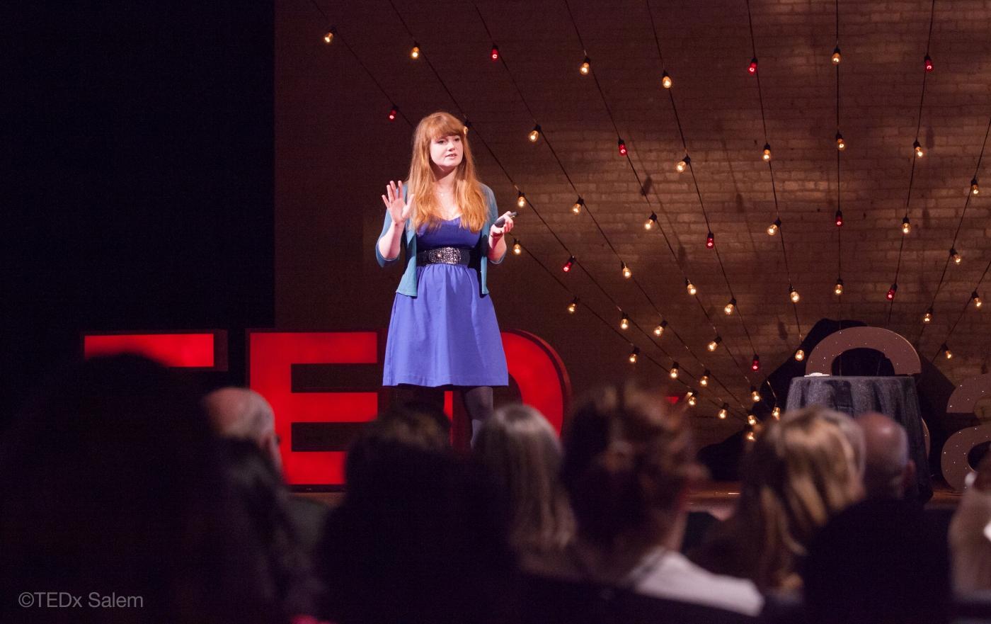 Evento TEDx para mujeres en Madrid