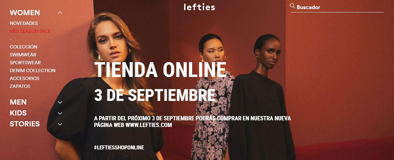 Tienda online Lefties